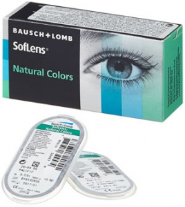 SofLens® Natural Colors (Натуральные цвета)